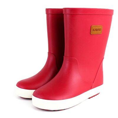 Kavat gummistøvler, Skur WP - Red - Børnetøj - Kavat