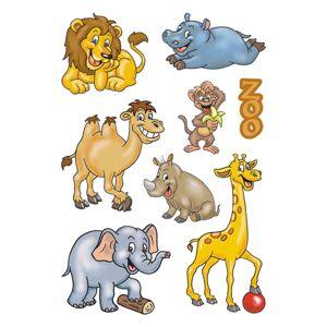 Herma stickers Decor zoo dyr (3)