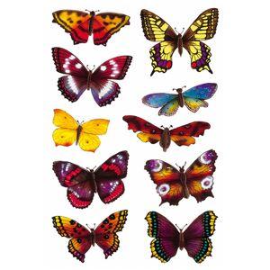 Herma stickers Decor sommerfugle (2)