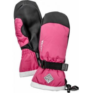 Hestra Gauntlet junior luffer, pink Pink  7