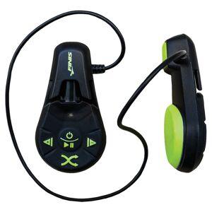 FINIS Duo Underwater MP3-afspiller - Sort/grøn   Hovedtelefoner