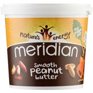 Meridian - Peanut naturligt smør (1000g Tub) - 1000g Peanut - Smooth