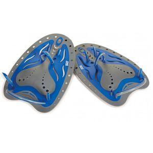 Zoggs Matrix Håndpadler - L Blå   Padler