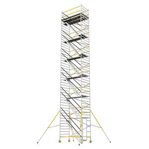 Wibe ST 1400 Trappestillads 12,2m