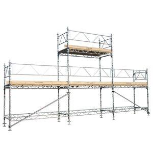 Materielhuset A/S Materielhuset Komplett gavlpakke - 2/4m ståhøjde