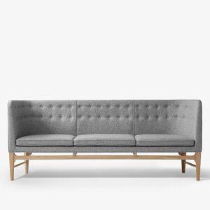 &Tradition AJ5 Mayor sofa, eg hvidolie/hallingdal