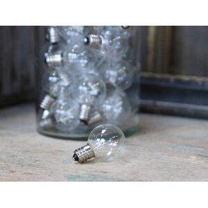 Antique LED pære med E12 fatning