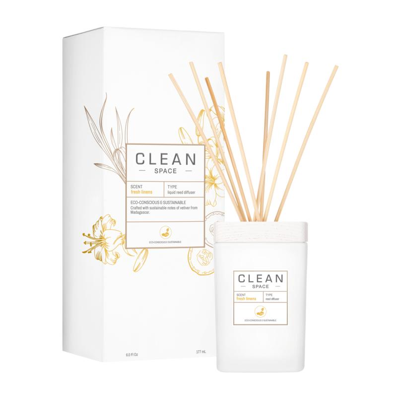 CLEAN Fresh Linens Duftpinde - CLEAN Space