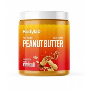 Bodylab Peanut Butter Ultra Crunch - BODYLAB