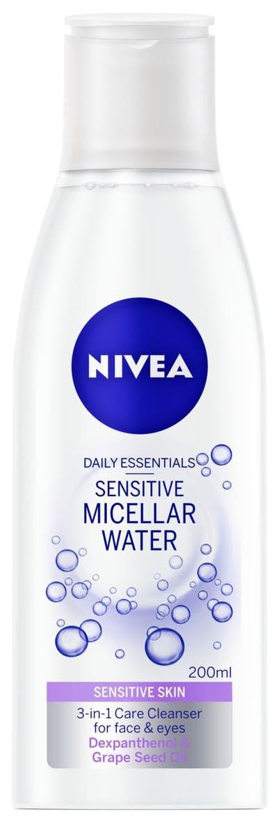NIVEA Daily Essentials Sensitive Micellar Water 200 ml. - NIVEA