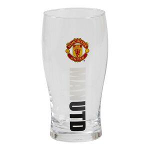 United Ølglas Manchester United 50cl.
