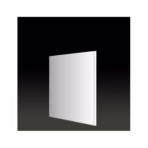 Multi-Living Integrerbar Gavl Bad Underskab Hvid Højglans Folie H57,6cm x B51,0cm.