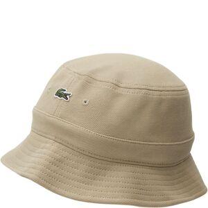 Lacoste Cotton Piqué Hat Sand