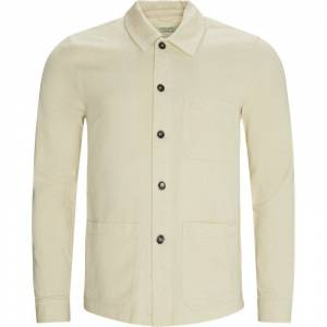 Legends Napoli Work Shirt Off White