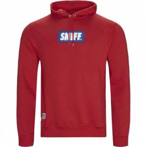 Sniff Force Hoodie Red
