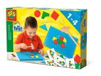 SES Creative My First 14424, Flerfarvet, Plast, Træ, Dreng, 1 År, Barn, 4 År