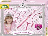 Lena Prinsesse Scoubidou til børn