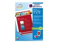 Avery Zweckform Superior Colour Laser Paper 1398 fotopapir – 200 ark – A4 – 200 g/m²