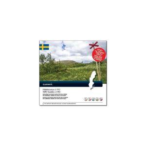 Garmin TOPO Sweden PRO - V. 5 - kort