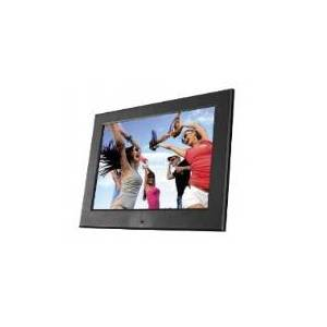 Hama Basic Slimline - Digital fotoramme - 8 - 1024 x 768 - sort