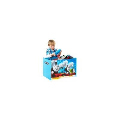 Worlds Apart Thomas Tog Legetøjs Box - Babymøbler - Worlds Apart