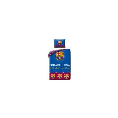 MCU FC Barcelona 2i1 Sengetøj model 2 - 100 procent bomuld - Baby Spisetid - MCU