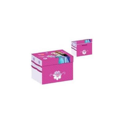 frost Disney Frost Sammenklappelig Legetøjs Box - Baby Spisetid - frost