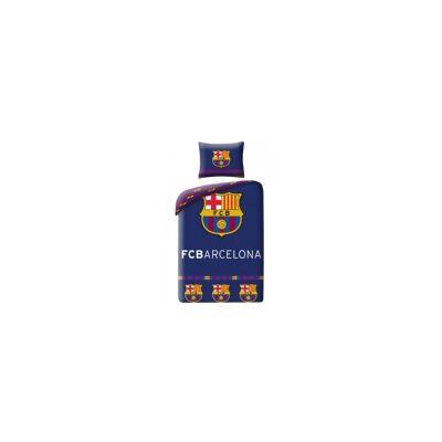 MCU FC Barcelona 2i1 Sengetøj Model 3 - 100 procent bomuld - Baby Spisetid - MCU