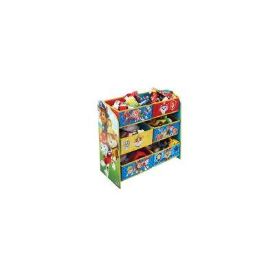 Worlds Apart 471PTR, Organisator til opbevaring af legetøj, Flerfarvet, Fritstående, Billede, Stof, MDF, 1,5 År - Baby Spisetid - Worlds Apart