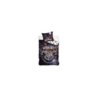 MCU Harry Potter Hogwarts Sengetøj, 100 procent bomuld - Baby Spisetid - MCU