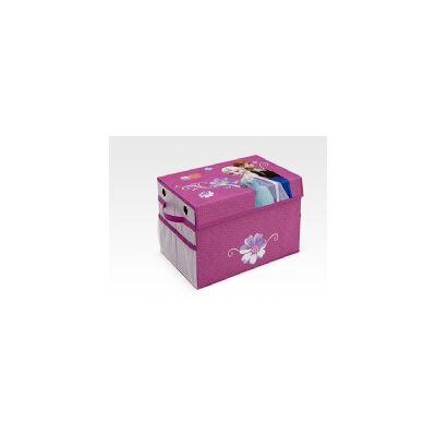 MCU Disney Frost Sammenklappelig Legetøjs Box - Baby Spisetid - MCU