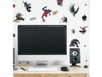 Usorteret Spiderman Favorit Wallstickers