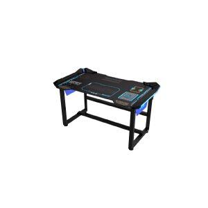 E Blue Biurko E-Blue E-Blue Biurko dla gracza 136,5 x 80,3 x 81,0 cm, podswietlenie
