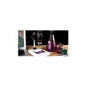 Veho DX-2 - Mikroskop - farve - 5 MP - 2592 x 1944 - USB - AVI