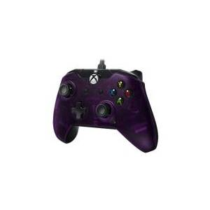 Performance Designed Products PDP Wired Controller - Gamepad - kabling - lilla - for PC, Microsoft Xbox One, Microsoft Xbox One S, Microsoft Xbox One X