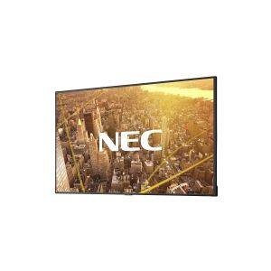 NEC MultiSync C501 - 50 Klasse C Series LED-display - digital skiltning - 1080p (Full HD) 1920 x 1080 - kantbelyst - sort