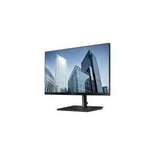 Samsung S24H850QFU - SH850 Series - LED-skærm - 24 (23.8 til at se) - 2560 x 1440 - Plane to Line Switching (PLS) - 300 cd/m² - 1000:1 - 5 ms - HDM