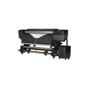 Epson SureColor SC-S80600L - 64 stor-format printer - farve - blækprinter - Rulle (162,6 cm) - 1440 x 1440 dpi - USB 2.0, Gigabit LAN, USB 2.0 vært