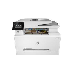 HP Color LaserJet Pro MFP M283fdn - Multifunktionsprinter - farve - laser - 216 x 297 mm (original) - A4/Legal (medie) - op til 16 spm (kopiering) -