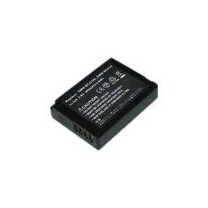 MicroBattery - Batteri - Li-Ion - 895 mAh - sort - for Panasonic Lumix DMC-3D1, TZ25, TZ30, TZ31, TZ35, TZ36, TZ6EF-S, TZ8, ZS19, ZS25, ZS5, ZS7