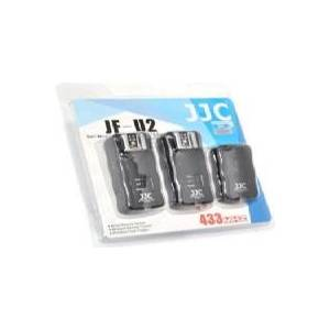 JJC Radio Flash/Studio Trigger - Jf-u2 - 2x Receiver