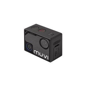 Veho muvi KX-1 - Action-kamera - monterbar - 4K / 10 fps - trådløst netværk - undervands op til 40 m