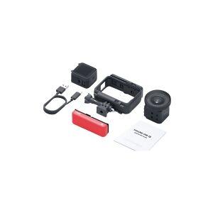 Insta360 ONE R 1-Inch Edition - Action-kamera - monterbar - 5.3K / 30 fps - 19 MP - Leica - trådløst netværk, Bluetooth - undervands op til 5 m