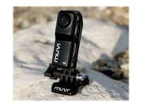 Veho Muvi Micro HD10L - Videokamera - 1080p / 30 fps - 2.0 MP - flashkort