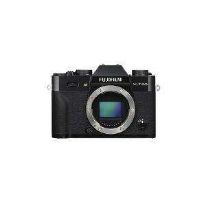 Fujifilm X T20, 24,3 MP, 6000 x 4000 pixel, CMOS III, 4K Ultra HD, Berøringsfølsom skærm, Sort
