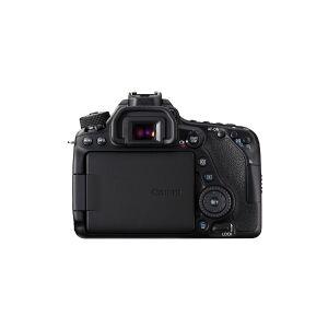Canon EOS 80D - Digitalkamera - SLR - 24.2 MP - APS-C - 1080p / 60 fps - kun kamerahus - trådløst netværk, NFC