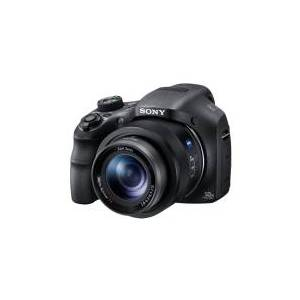 Sony Cyber-shot DSC-HX350 - Digitalkamera - kompakt - 20.4 MP - 1080p / 60 fps - 50x optisk zoom - Carl Zeiss - sort
