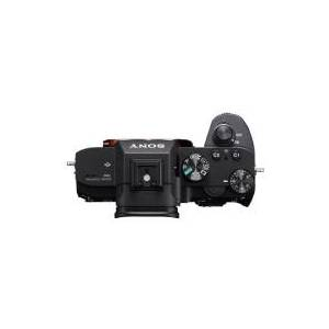 Sony a7 III ILCE-7M3 - Digitalkamera - spejlløst - 24.2 MP - Full Frame - 4K / 30 fps - kun kamerahus - Wi-Fi, NFC, Bluetooth - sort