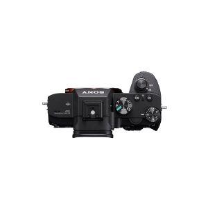 Sony a7 III ILCE-7M3K - Digitalkamera - spejlløst - 24.2 MP - Full Frame - 4K / 30 fps FE 28-70 mm OSS objektiv - Wi-Fi, NFC, Bluetooth - sort