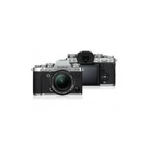 Fujifilm X X-T3 + XF 18-55mm F2.8-4 R LM OIS, 21,6 MP, 6240 x 4160 pixel, CMOS, 4K Ultra HD, 489 g, Sort, Sølv